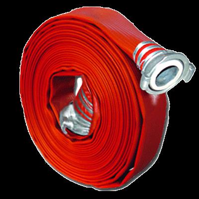 Пожарный рукав Латексированный, DN 65 мм