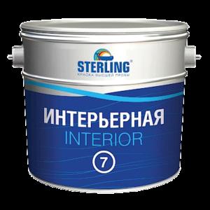 Интериор 7 (ВД-АК-204) - антивандальная краска для стен