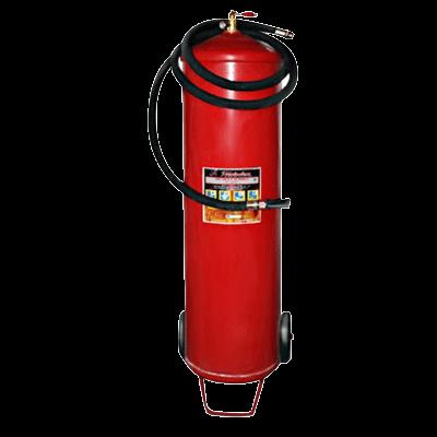 Огнетушитель порошковый ОП-70 (з) (А, В, С, Е)