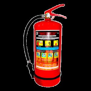 Огнетушитель воздушно-пенный ОВП-8 (з)