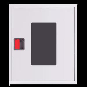 Шкаф пожарный ШПК 310 НОБ навесной, открытый, белый